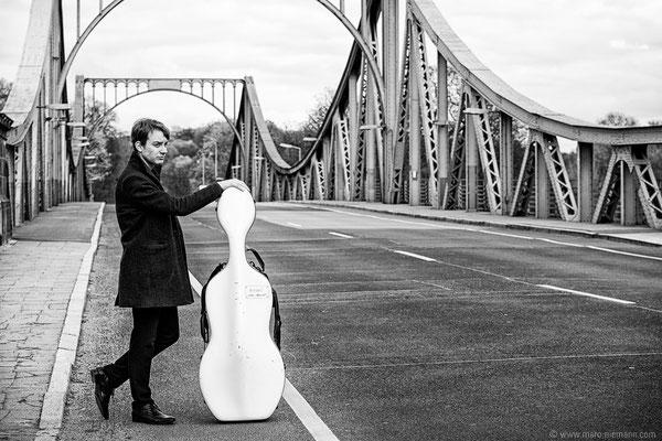 Constantin Siepermann - Cellist © Maro Niemann