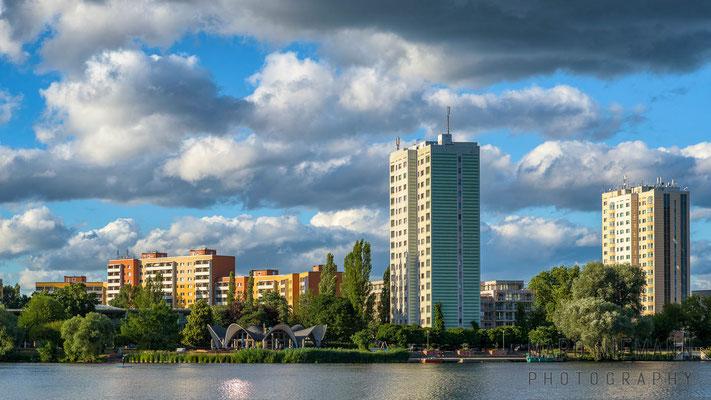 Skyline Neustädter Havelbucht
