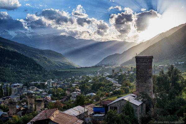 Mestia, Svanetia - Georgia