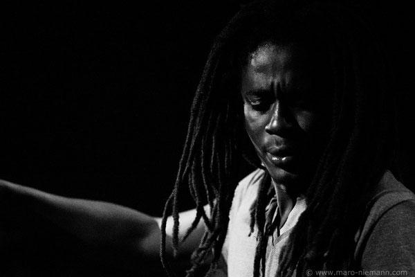 Abass Ndiaye - Musician © Maro Niemann