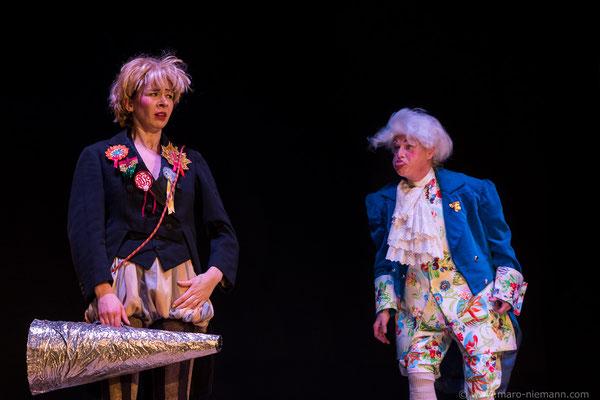 Hexenberg Theater - Des Kaisers neue Kleider - Berlin