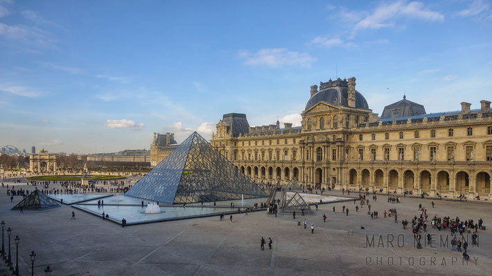 Palais du Louvre · Paris · France