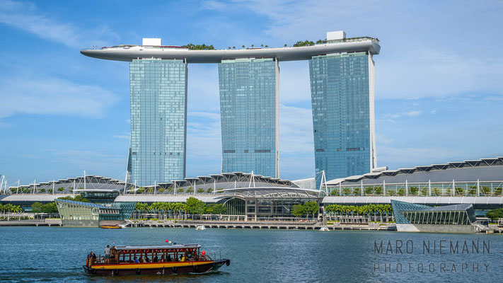 Marina Bay Sands ·  Singapore
