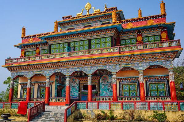 Karma Dubgyu Chokhorling Monastery (Manepani Gumba) - Pokhara