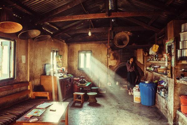 House - Angami Tribe - Nagaland - India