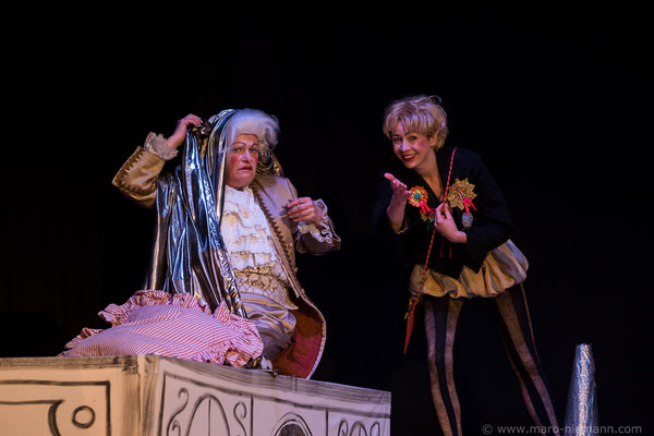 Märchenberg Theater - Des Kaisers neue Kleider - Berlin