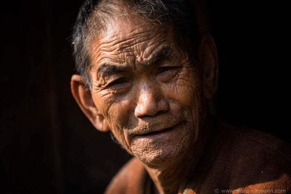 Man - Lotha Tribe - Nagaland