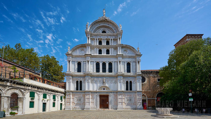 Church of San Zaccaria · Venice