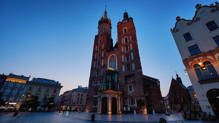 St. Mary's Basilica · Kraków · Poland