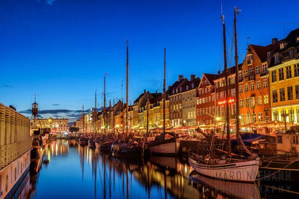 Nyhavn · Copenhagen · Denmark