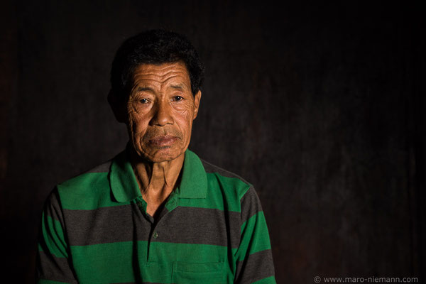 Ao - Nagaland © Maro Niemann
