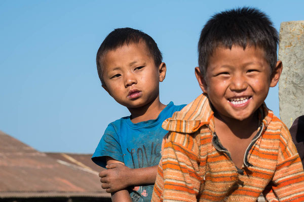 Kids - Nagaland - India