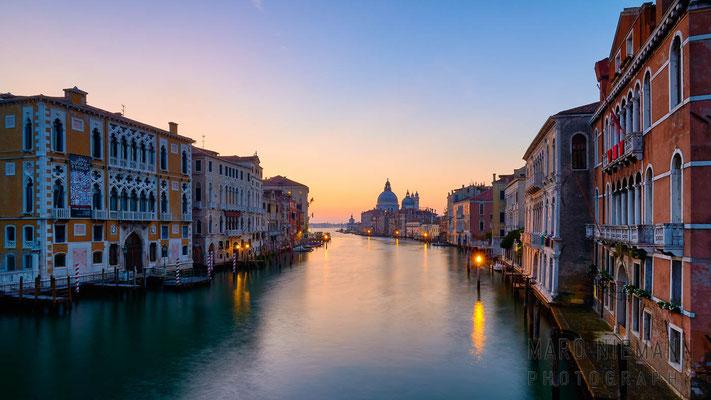 Canal Grande · Venice · Italy