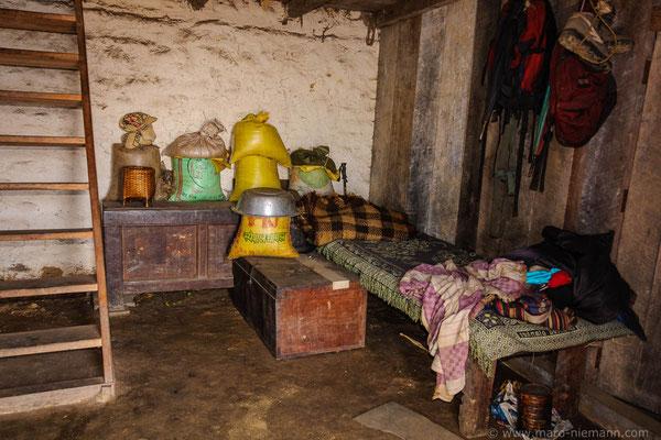 Sherpa House - Makalu - Barun Region