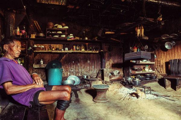 Angami Tribe - Nagaland