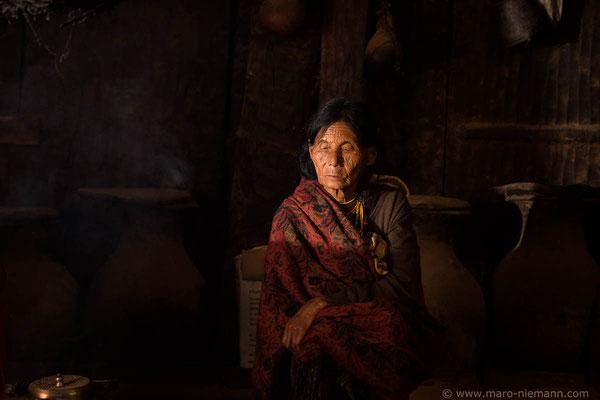 Woman - Chakhesang Tribe - Nagaland