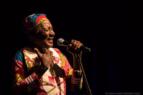 Ebo Taylor plays Konkoma - Berlin