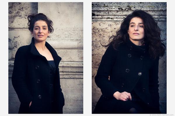 Catia Almeida Santos - Stage Actress © Maro Niemann