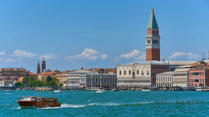 Doge's Palace and St Mark's Campanile · Venice
