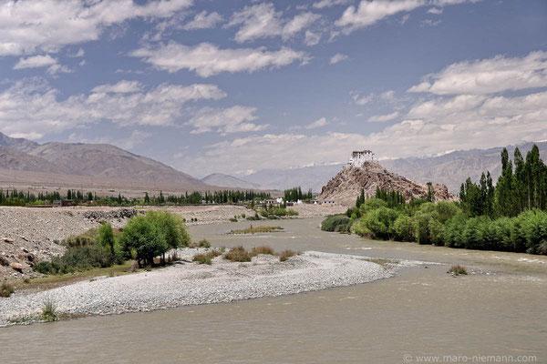 Stakna Monastery - Ladakh - India