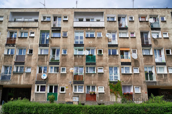 Residence building · Wrocław