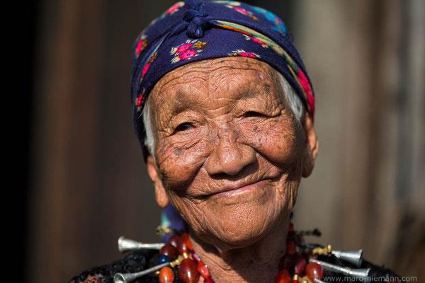 Woman - Ao Tribe - Nagaland