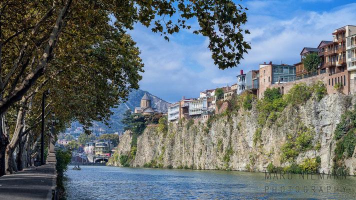 River Kura · Tbilisi · Georgia