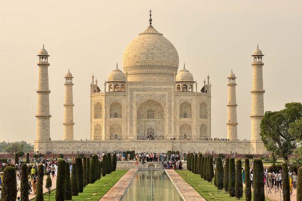 Taj Mahal · Agra · India