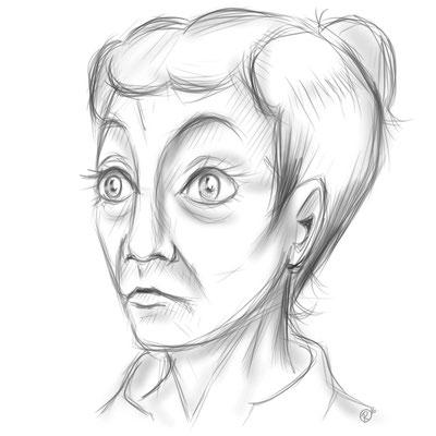Frau Ringelhut