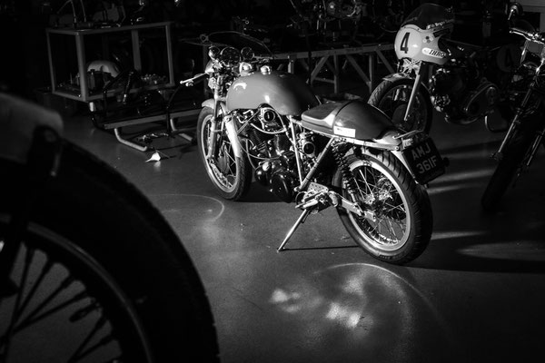 Vincent Godet Egli motorcycles moto cafe racer