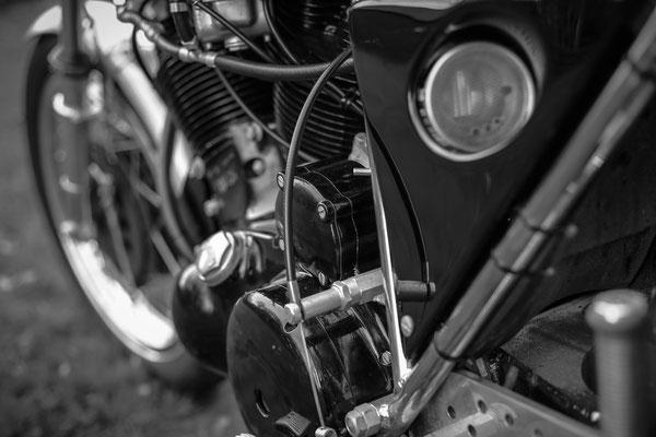 Vincent Godet motorcycles moto  egli cadre pièces moteur
