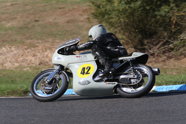 Vincent Godet motorcycles moto  Egli 500