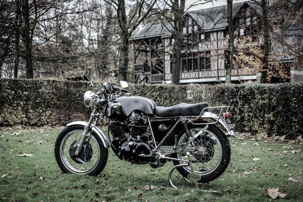 Vincent Godet motorcycles moto  Egli