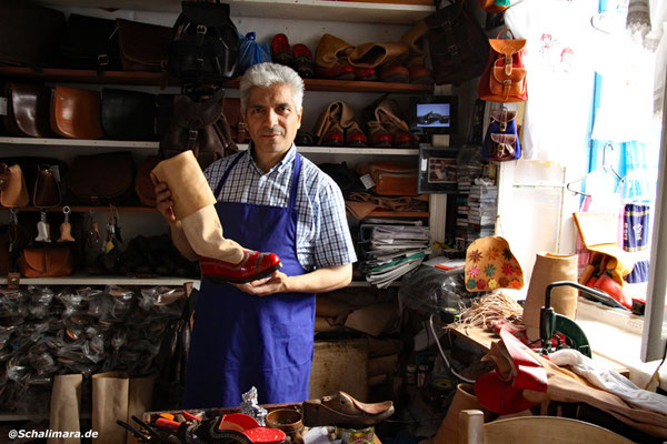 Der Schuhmacher Preáris