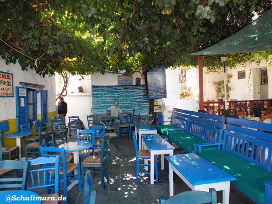 Kafenion Andrikos an der Platia Ilikiomni