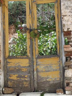 versteckte Gärten
