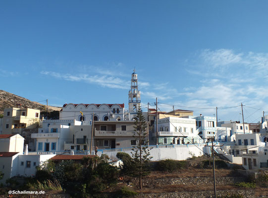 noch ein Blick auf die Agia Ipapandi