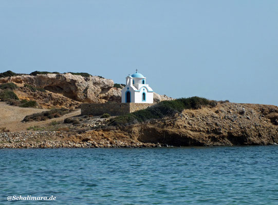 Kapelle Agios Stathis