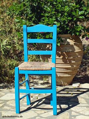 """""""Der blaue Stuhl"""""""