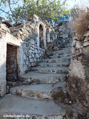 der Treppenweg