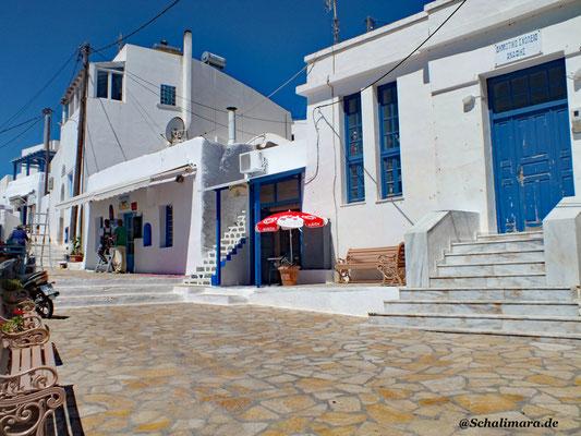 Der Dorfbäcker auf Anafi