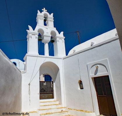 Eine der zahlreichen Kirchen