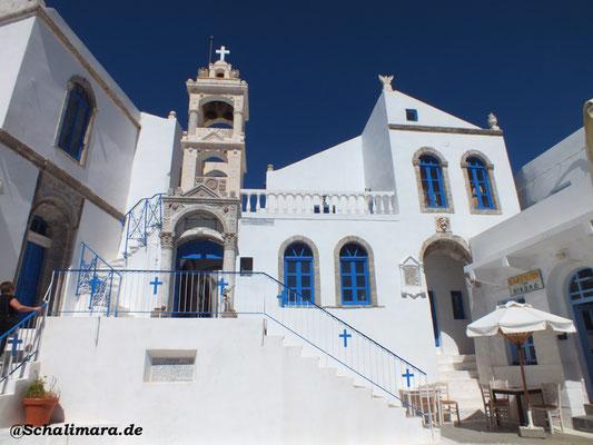 Kirche Issódia tis Theotókou