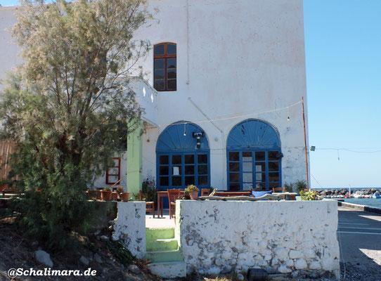 kleine Taverne in Loutra