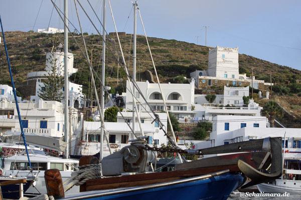 Hafen Gialós / Ios