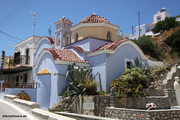 Die Kímissis-Kapelle