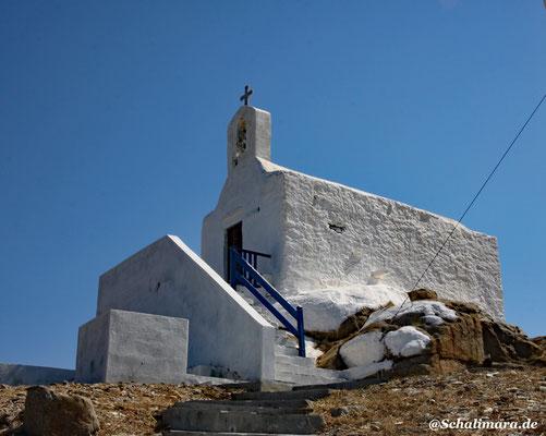 Die oberen kleinen Kapellen