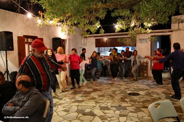 am Kloster Agios Ioannis Theologos