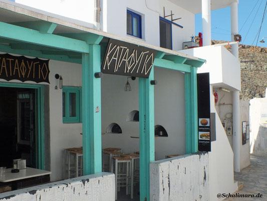 Anafi's Kafenion
