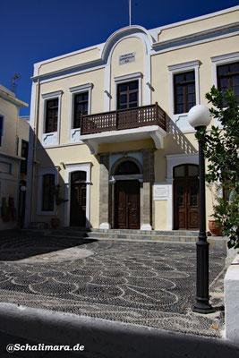 Rathaus von Mandraki